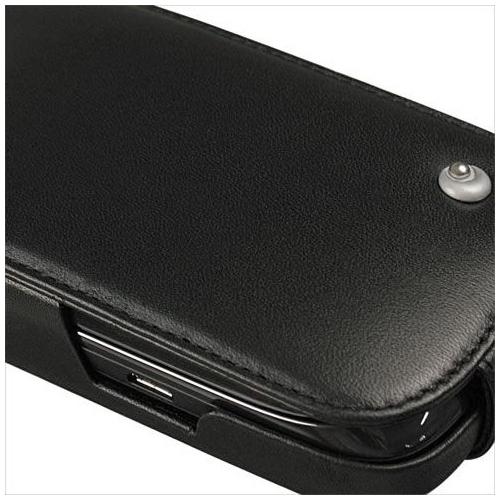 Housse cuir Blackberry Torch 9800
