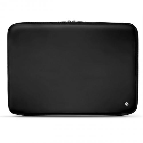 Housse cuir pour ordinateur portable 17' - Griffe 2 - Noir ( Nappa - Black )