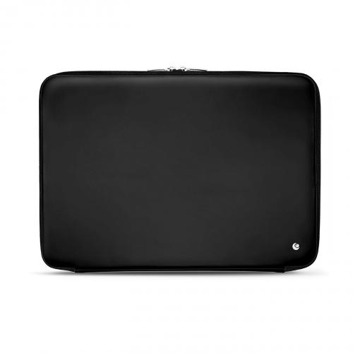 Housse cuir pour ordinateur portable 8' - Griffe 2 - Noir ( Nappa - Black )