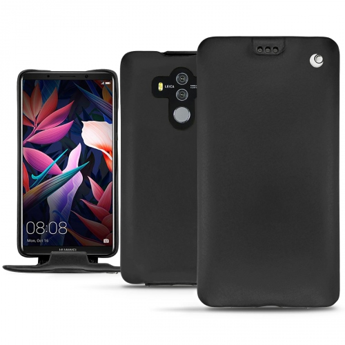 newest 2cda3 7ff92 Huawei Mate 10 Pro leather case