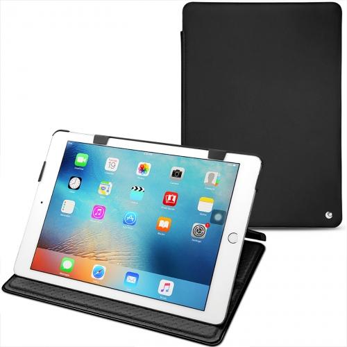 "Housse cuir Apple iPad Pro 9.7"" (2016) - Noir ( Nappa - Black )"