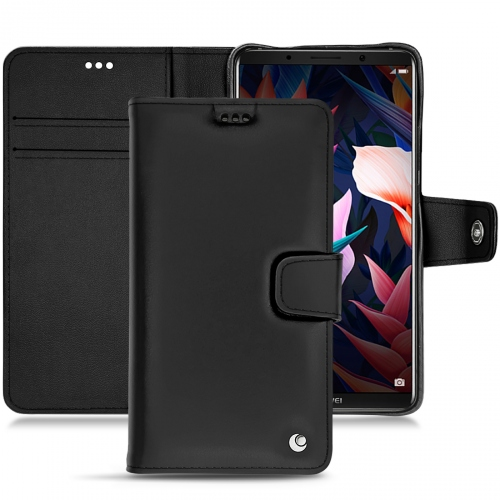 coque huawei mate 10 pro cuir