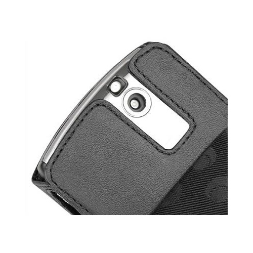Capas e bolsas em pele para blackberry curve 8300 noreve for Housse blackberry curve