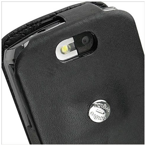 Housse cuir HP iPAQ Data Messenger