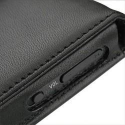 Housse cuir Sony NWZ-X1050 - X1060