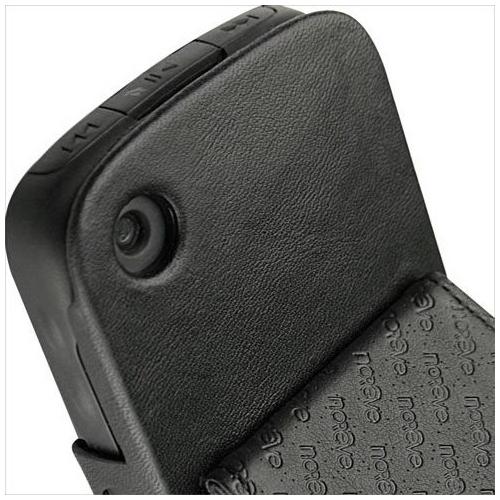 Housse cuir BlackBerry Curve 8520 - 8530 - 9300
