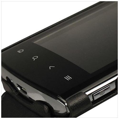 Housse cuir Acer Liquid Metal