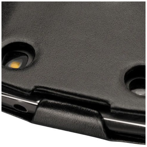 Housse cuir BlackBerry Curve 9350 - 9360 - 9370