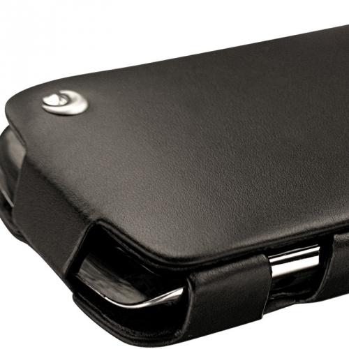 Housse cuir BlackBerry Bold 9790