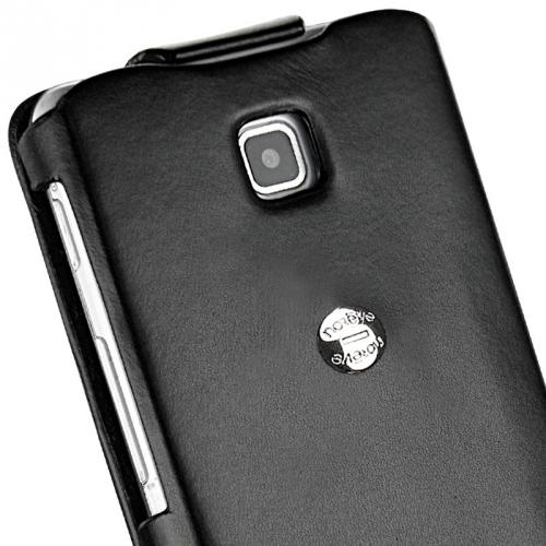 Housse cuir Samsung Galaxy S WiFi 4.2