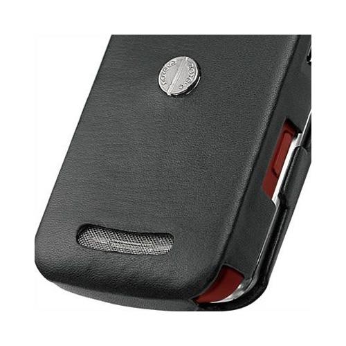 Housse cuir BlackBerry Pearl Flip 8210 - 8220 - 8230