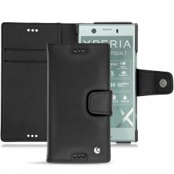 가죽 커버 Sony Xperia XZ1 Compact