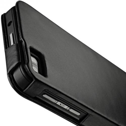 Housse cuir BlackBerry Z10