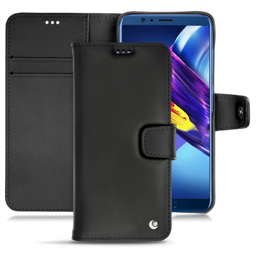 quality design 2f80c fa844 Huawei Honor View 10 leather case