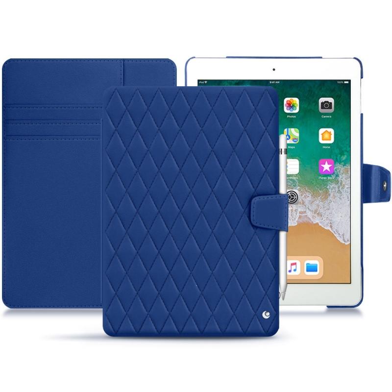 "Housse cuir Apple iPad 9.7"" (2018)"