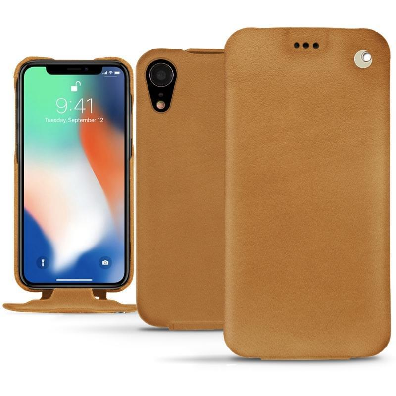 Apple iPhone Xr leather case