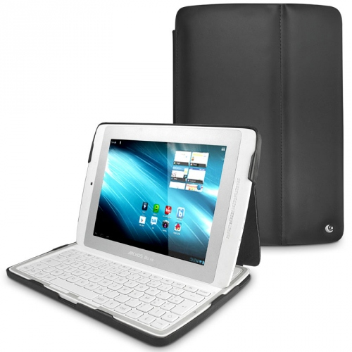 Archos 80 xs leather covers and cases noreve for Housse archos 101
