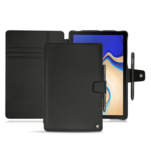 huge discount 9705a cfb86 Samsung Galaxy Tab S4 leather case