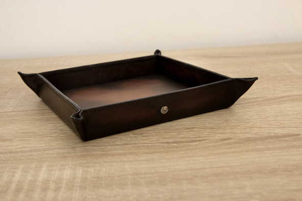Leather tidy - M