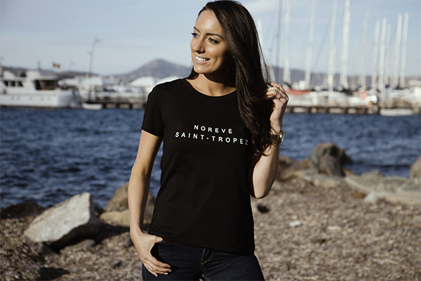 Camiseta de mujer Noreve - Griffe 2