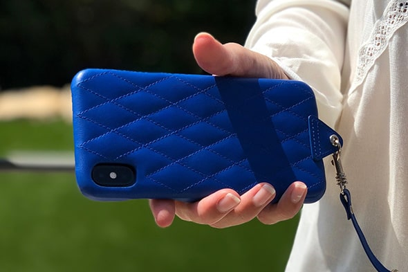 Coque cuir Apple iPhone Xs Max