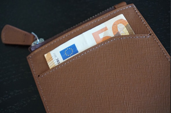 Wallet for idendity card - Anti-RFID / NFC