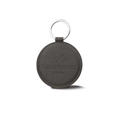 Le Christopher Leather Keyring  and Saint-Tropez lounge Club leather pocket