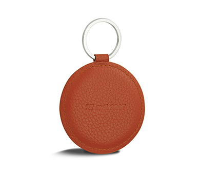 Leather Keyring - Byblos - Newalchemy - USA