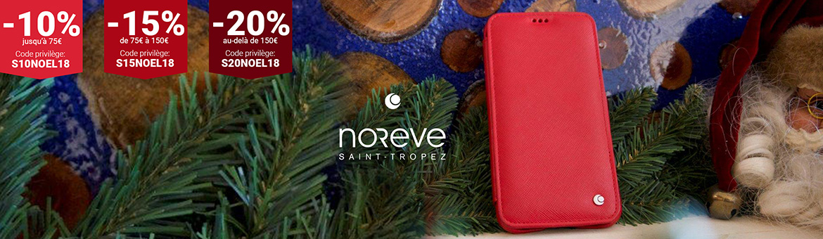 Christmas offers - Noreve cover