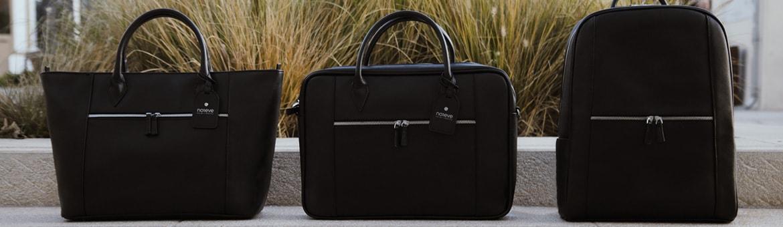 Sacoche, cabas et sac à dos urbain, découvrez les créations exclusives de la Maison Noreve.